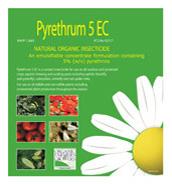 PYRETHRUM 5 litre Label 18-2-11