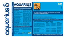 aquarius 10 litre Carton 300x165mm